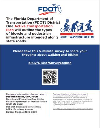 FDOT Flyer Survey